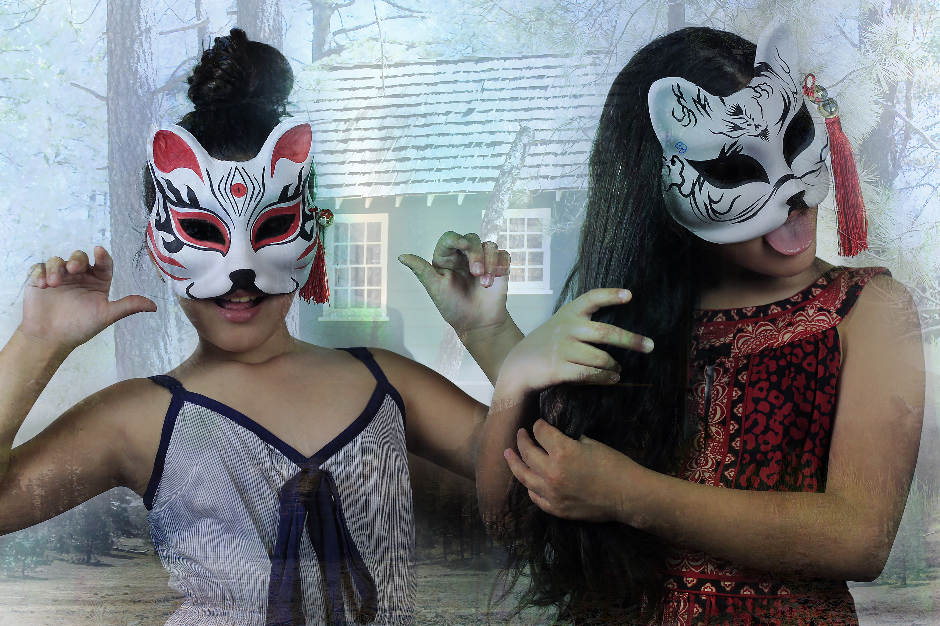 The Yako Sisters
