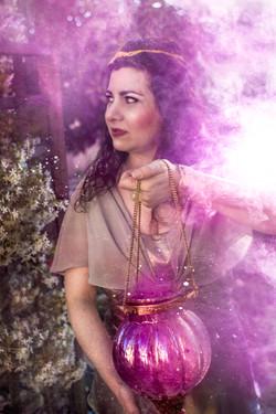 Magenta Sorceress