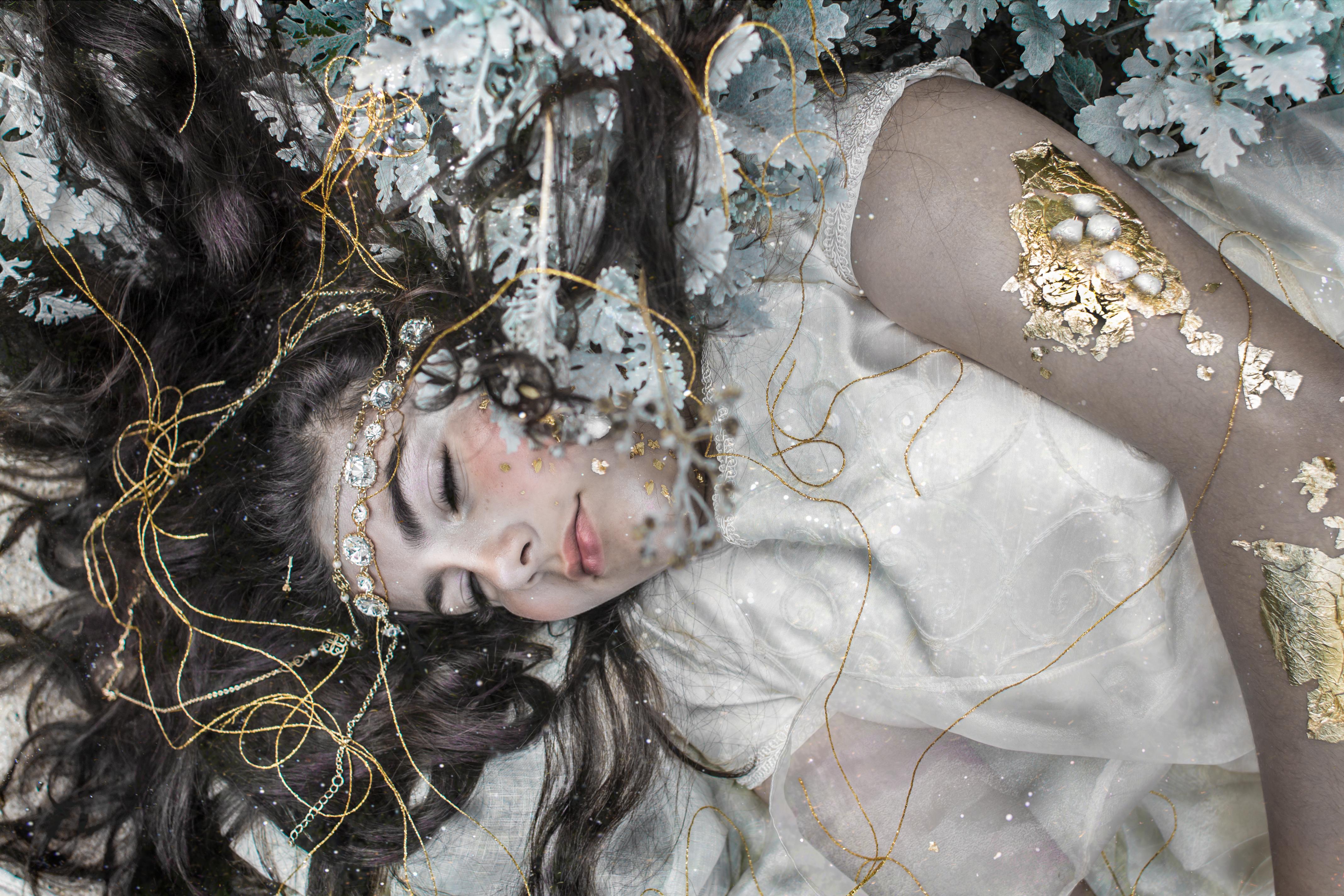The Deep Slumber of Princess Tethys