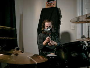 Studio Sesh with Adam Part II !