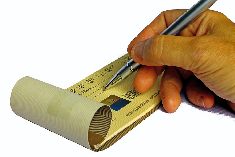 Négociation immobilière - Utiliser la technique de chèque
