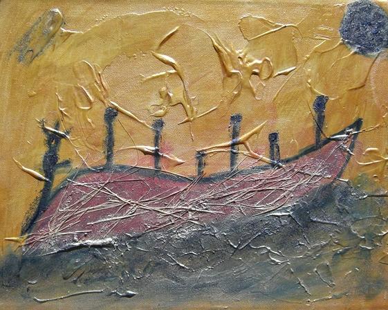 Spirit Boat 2013-4-16