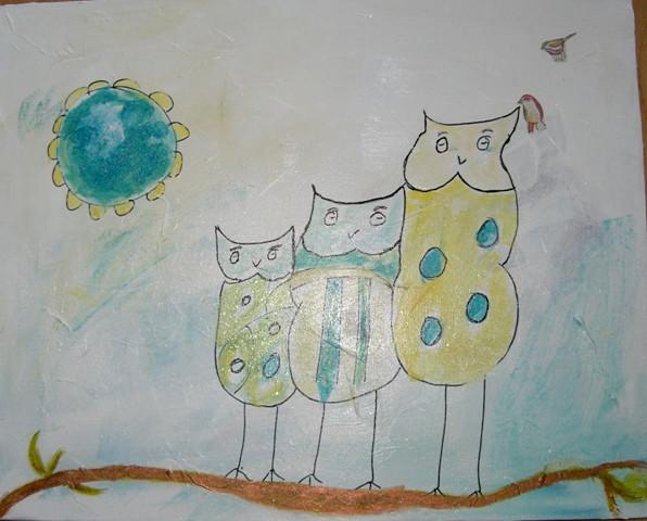 Three Owls 1985