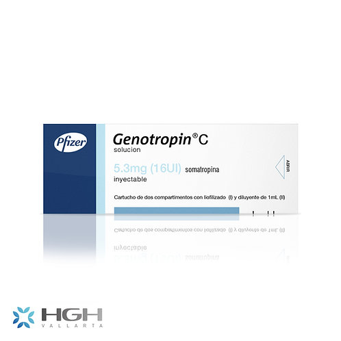 Buy HGH Cancun | Genotropin