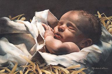 Immanuel God With Us fine art print by Michele Struss (2 sizes)