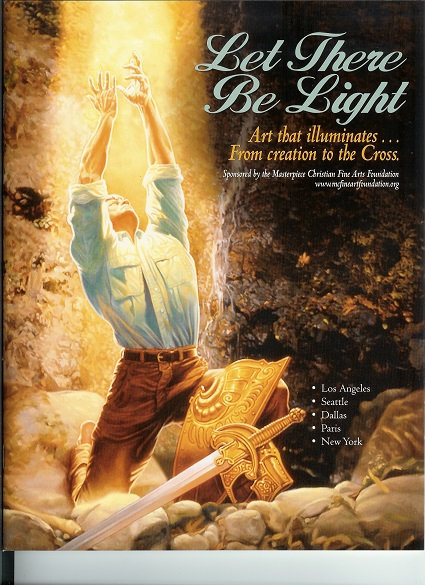 Let There Be Light Exhibit Gallery Guide