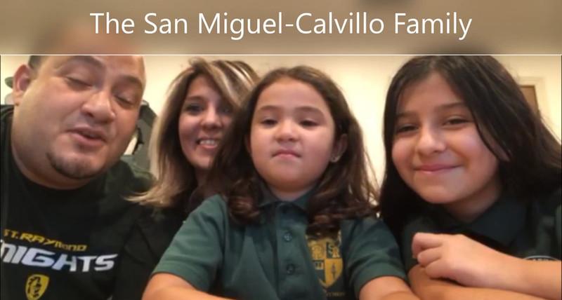 Family Testimonial (Part 1)