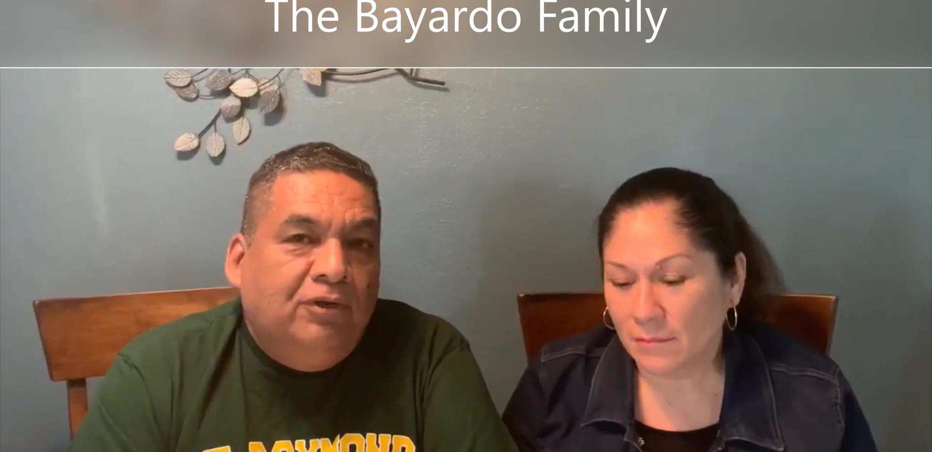 Family Testimonial (Part 2)