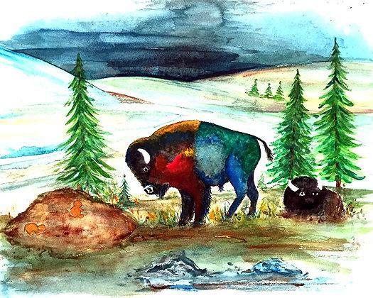 Buffalo # 3