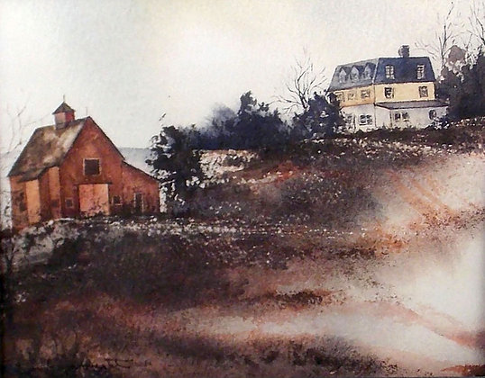 Hilltop Mansion