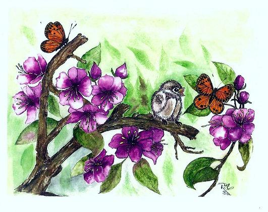 """""""Little One's Delight"""" Butterfly"""