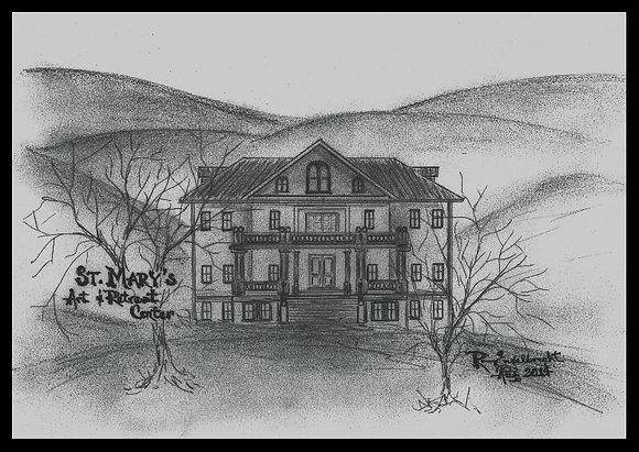 St. Mary's Art & Retreat Center, Virginia City, NV
