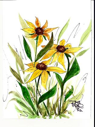 """""""Sunflower Delight"""""""