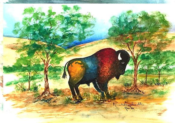 Buffalo # 4