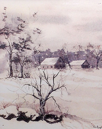 Winter's Recluse