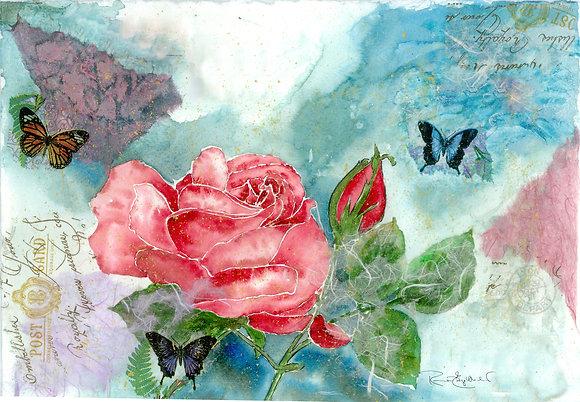 Glamorous  Rose