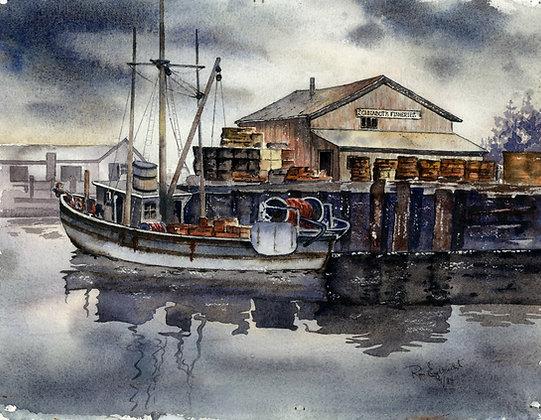 Monterey Dock
