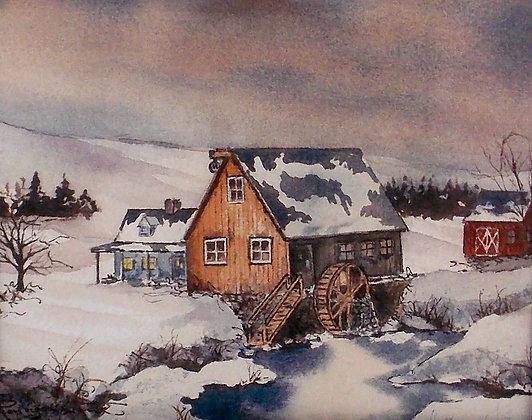 Winter Snowbound