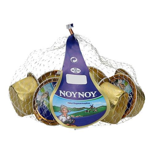 Evaporated Condensed Milk Individual Portions 10x15gr NOYNOY