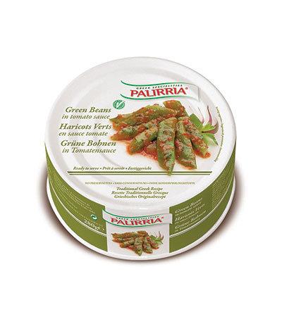 Green Beans in Tomato Sauce 280g Palirria
