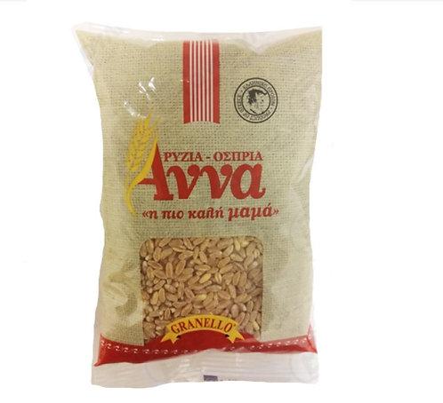 Peeled Wheat (Apofloiomeno Sitari) 500g Anna