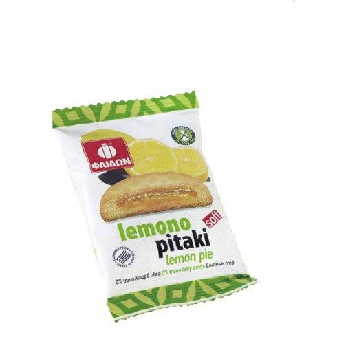 Lemon Pie (Lemonopitaki) 50g Faidon