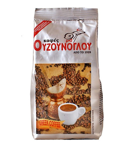 Ouzounoglou Greek Coffee 200g