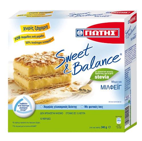 Millefeuille Sweet & Balance Kit 340g Jotis