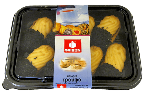 Petit Four Biscuits with Apricot Jam Filling 350g Fedon