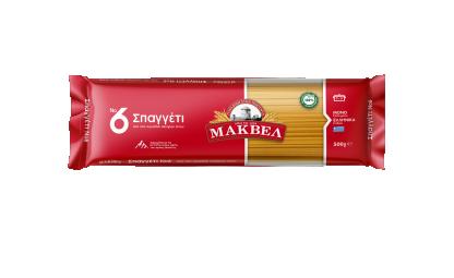 Spaghetti No6 500g Makbel