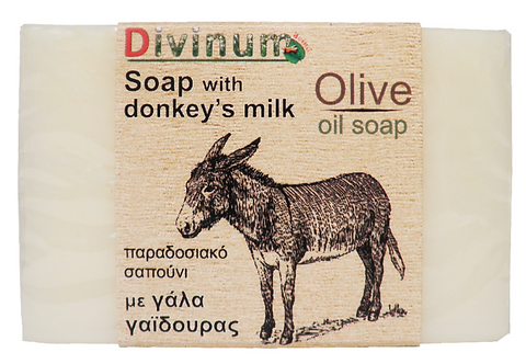 Olive Oil Soap with Donkey Milk 100g