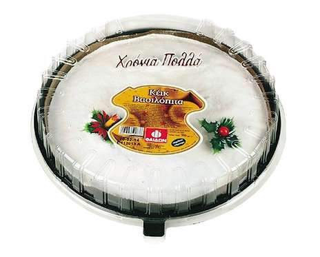 Vasilopita Cake 900g Fedon