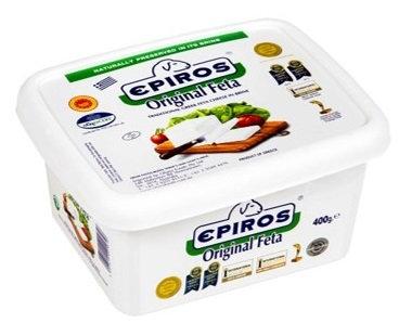 Feta Cheese in Brine 400g Epiros