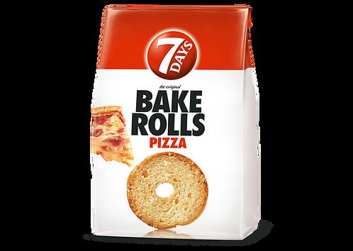 Bake Rolls Pizza 80g 7Days