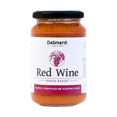 Red Wine Sauce 330g Delimenti