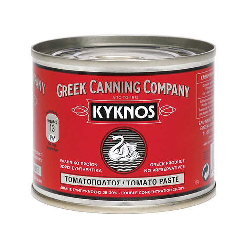 Tomato Paste Double Concentrated 200g Kyknos