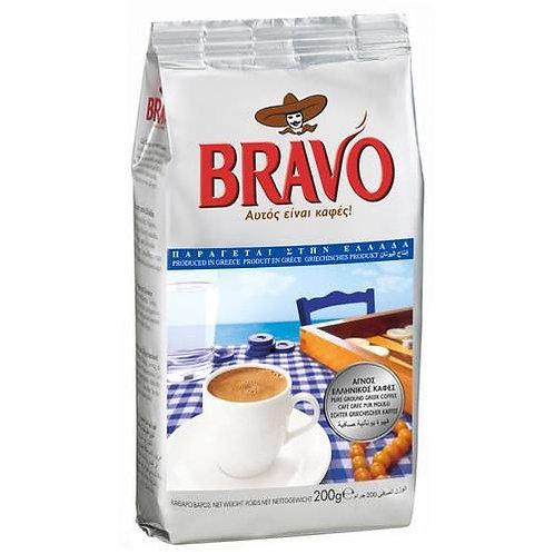 Bravo Greek Coffee 200g