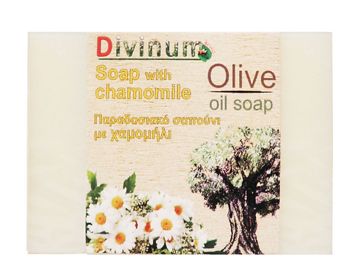 Olive Oil Soap with Chamomile 100g