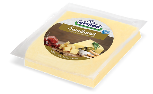 Semi Hard Cheese 250g Epiros
