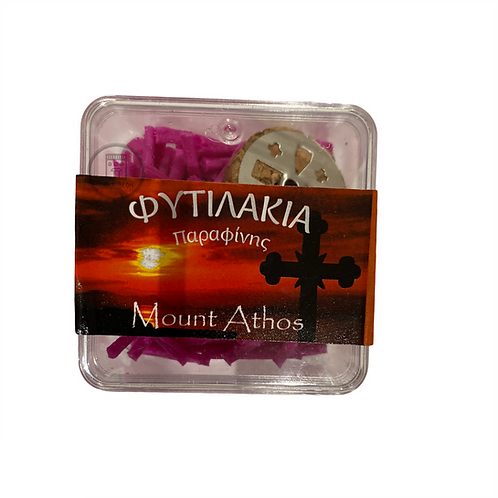 Pink Wicks Mount Athos