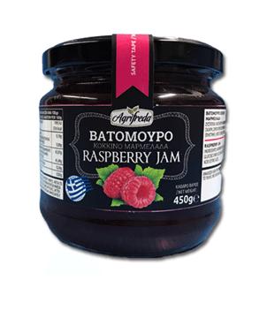 Raspberry Jam 450g Agrifreda
