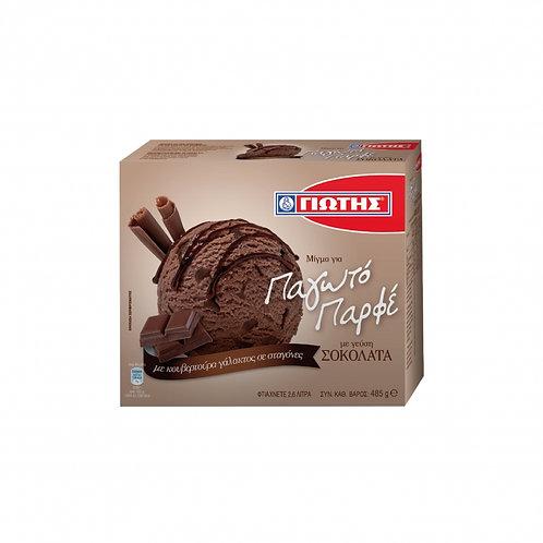 Jotis Chocolate Parfait Ice Cream Mix 483g
