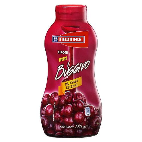 Sour Cherry Syrup 350g Jotis