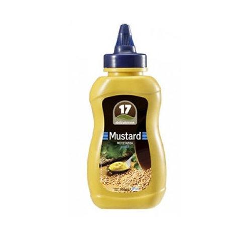 Mustard 250g 17 Delicatessen