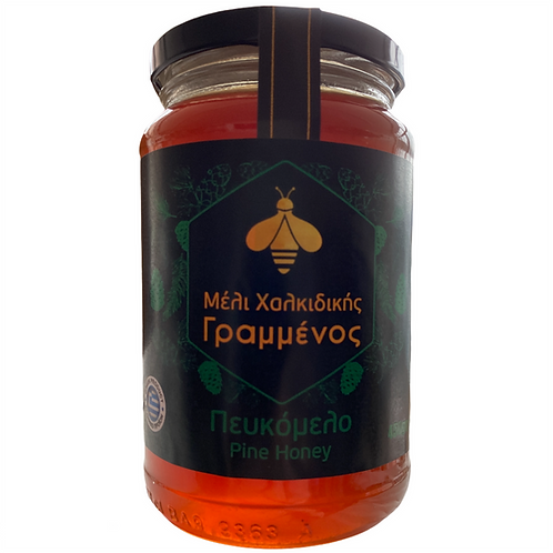 Pine Greek Honey 450g