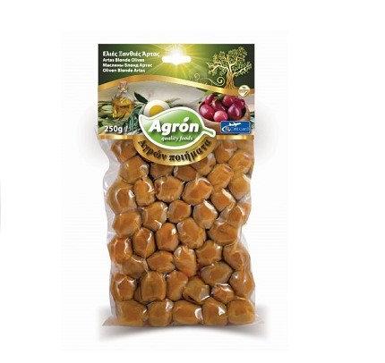 Arta's Blond Olives 250g Agron Poimata