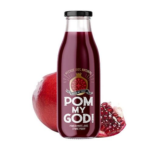 Natural Pomegranate Juice 500ml Pom