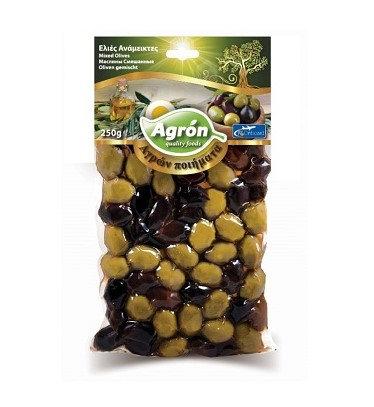 Greek Olive Mix 250g Agron Poimata
