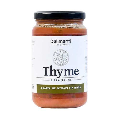 Thyme Sauce 330g Delimenti
