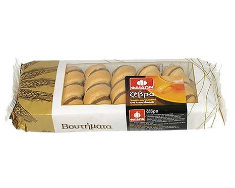 Coffee Cookies Zebra 300g Fedon